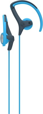 Skullcandy Chops S4CHHZ-447 Wired Headset with Mic(Navy Blue, In the Ear)