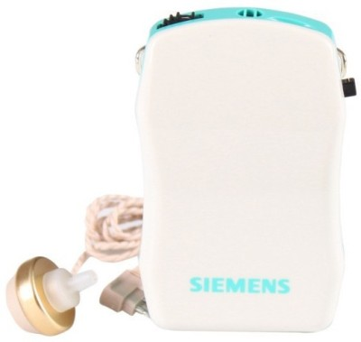 Siemens VITA 118 High Power For Mild, Moderate & Severe Loss Hearing Aid(White)  available at flipkart for Rs.1699