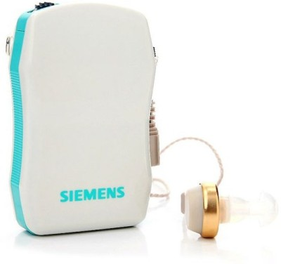 Siemens Vita 118 In the Ear Hearing Aid(White, Blue)  available at flipkart for Rs.1790