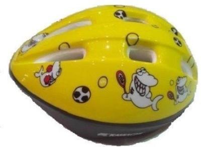KAMACHI Cycling Skateboarding Helmet(Yellow)  available at flipkart for Rs.797