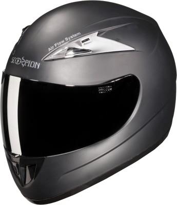 814e940b Buy Studds Scorpion with Mirror Visor Motorsports Helmet(Matt Black) on  Flipkart | PaisaWapas.com