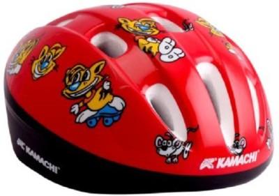 KAMACHI Cycling & Skateboarding Helmet(Red)  available at flipkart for Rs.797