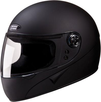 b832d35f Studds Chrome Super Motorsports Helmet(Matt Black)