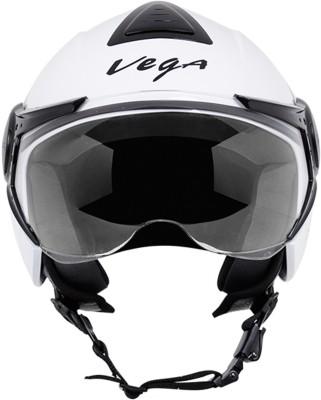 VEGA VERVE Motorsports Helmet(White)