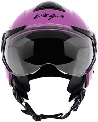 VEGA VERVE Motorsports Helmet(Purple)