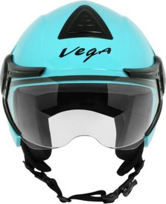 Vega Verve Motorbike Helmet(Blue)