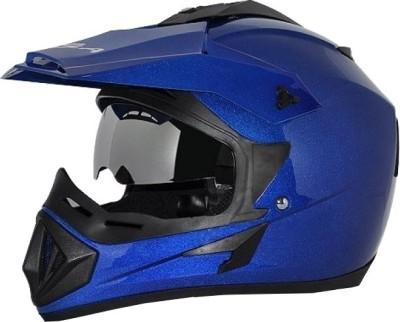 VEGA Off Road D/V Motorsports Helmet(M.Blue)