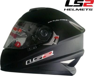 LS2 FF302 Motorbike Helmet(Black)