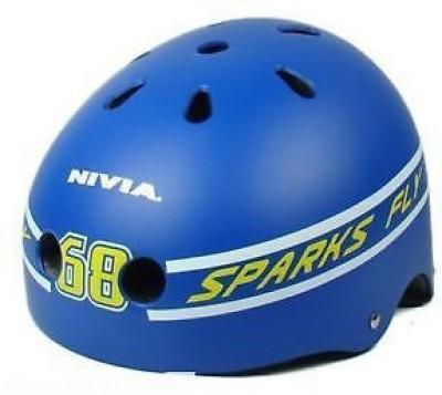 Nivia Spark 68 Skating Helmet(Multicolor)