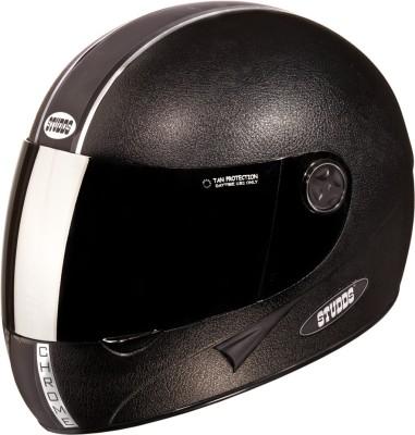 7b573a36 11% OFF on Studds Chrome with Mirror Visor Motorsports Helmet(Black Plain)  on Flipkart | PaisaWapas.com