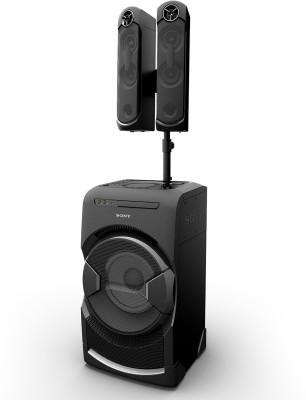 Sony MHC-GT4D Mini Hi-Fi System(Black)