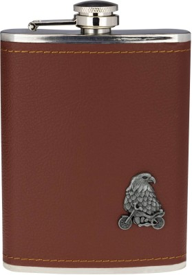 Anni Creation Eagle Stainless Steel Hip Flask(260 ml)  available at flipkart for Rs.333
