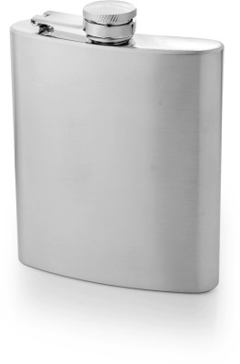Mosaic Sober Stainless Steel Hip Flask(190 ml)  available at flipkart for Rs.219