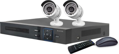 Blaze-BGD0B2-HD-4-Channel-Dvr-(With-2-Bullet-Cameras,-Remote,-Mouse)