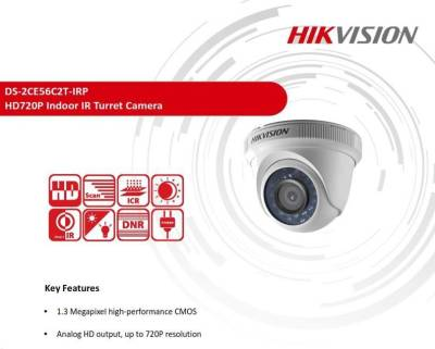 Hikvision-DS-2CE56C2T-IRP-Turbo-HD720p-IR-Dome-Camera
