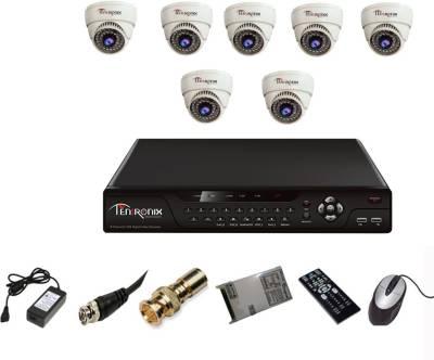 Tentronix-T-8CH-8-D8-8Channel-DVR-+-8-(800TVL)-IR-Dome-CCTV-Cameras