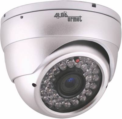 ALBA-URMET-800TVL-3.6mm-24-IR-LED-Dome-CCTV-Camera