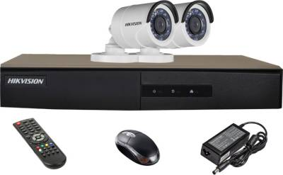 Hikvision-DS-7204HGHI-E1-4-Channel-Dvr,-2(DS-2CE16C2T-IRP)-Bullet-Cameras