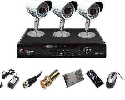 Tentronix-T-4AVR-3-B13-4Channel-AHD-DVR-+-3-(1-MP-36-IR)-Bullet-Cameras