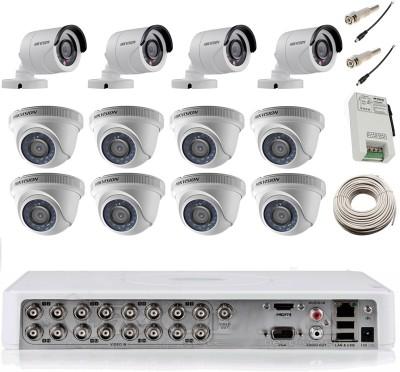 Hikvision-DS-7116HWI-SH-16Channel-+-8-Dome-+-4-Bullet-CCTV-Cameras