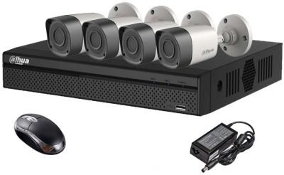 Dahua-DH-HCVR4104HS-S2-4CH-Dvr,-4(DH-HAC-HFW1000RP-0360B)-Bullet-Camera-(With-Mouse)