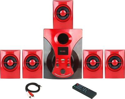VSURE VHT-5000,USB,FM & AUX-IN 5.1 Home Theatre System