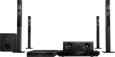 Philips HTB5580 5.1 Home Cinema(3D Blu-ray Disc Player)