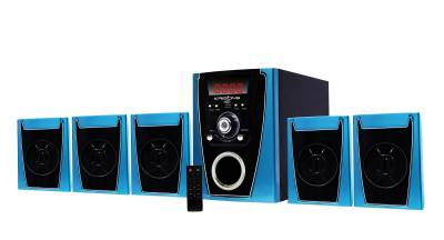 KRISONS KR-5.1 WOBT 5.1 Home Theatre System (MP3)