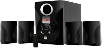 KRISONS (ETERNITY) 4.1 MULTIMEDIA SPEAKER FOR HOME/ THEATRE USE 4...