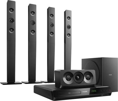 Philips HTD5580 5.1 Home Cinema