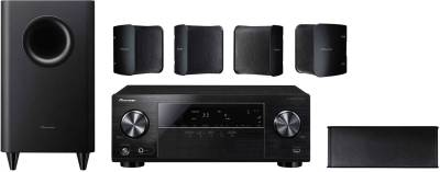Pioneer HTP-072 5.1CH 600W HIGH POWER AV RECEIVER + HD AUDIO 5.1 ...