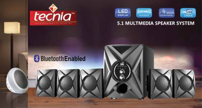TECNIA XBOOM 503 BLUETOOTH 5.1 Home Theatre System