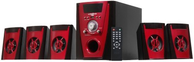 Krisons Krisons Polo Red 5.1 5.1 Home Cinema(Multimedia Speaker)