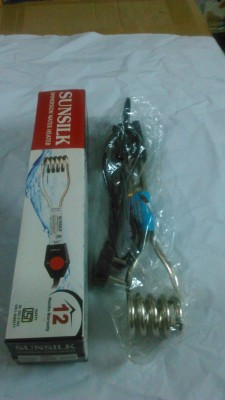 Sunsilk NA 1500 W Immersion Heater Rod(WATER)