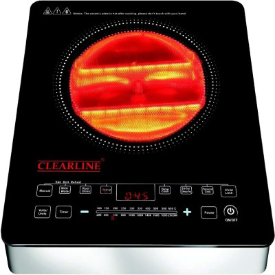 Clearline-Halogen-Induction-Cooktop