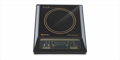 Bajaj Popular Smart Induction Cooktop(Black, Push Button)