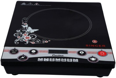 Singer-Cucina-(SIK7PBCBT)-2000W-Induction-Cooktop