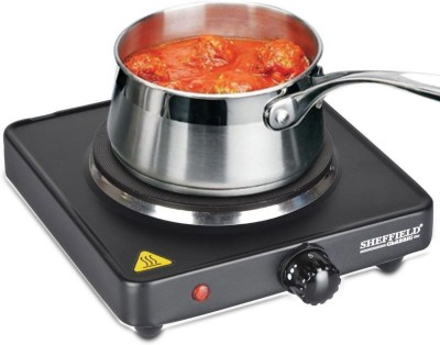 Sheffield Classic SH 2001 AA Radiant Cooktop(Black, Push Button)