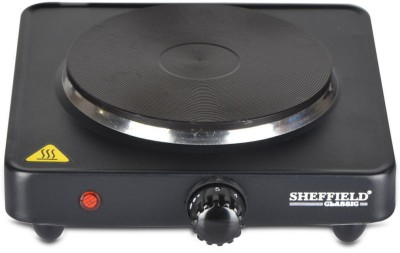 Sheffield Classic SH 2001 CD 1500W Hot Plate Radiant Cooktop(Black, Push Button)
