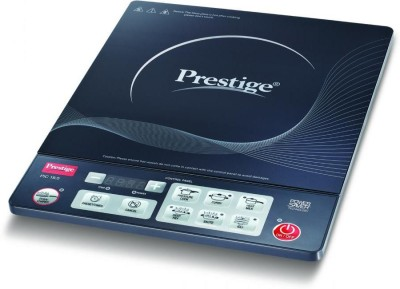 Prestige 19.0 Induction Cooktop(Black, Push Button)