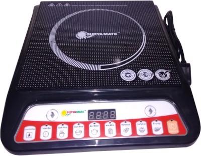 Suryamate A8 Induction Cooktop(Multicolor, Push Button)