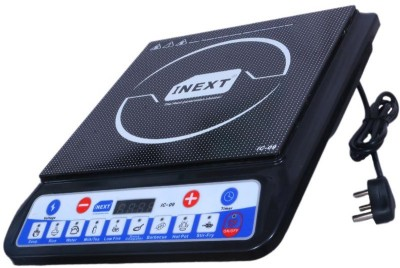 Inext ic009 Induction Cooktop(Black, Touch Panel)