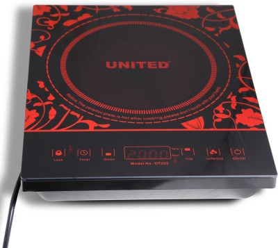United-DT202-2000W-Induction-Cooktop
