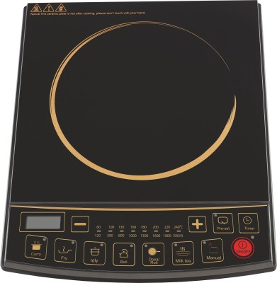 Bajaj Majesty ICX 16 Induction Cooktop(Push Button)
