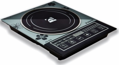 Asent AS-858-GA Induction Cooktop(Black, White, Touch Panel)