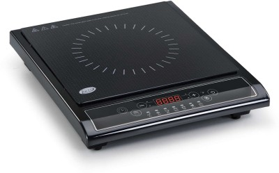 GLEN SA3071 Induction Cooktop(Black, Push Button)