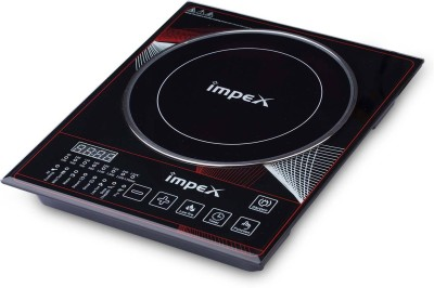 Impex Omega H4 Induction Cooktop(Black, Touch Panel) at flipkart