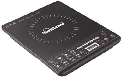 Sunflame SF-IC09 Induction Cooktop(Black, Push Button) at flipkart