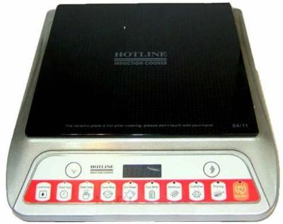 Skyline VTL 9051 Induction Cooktop(Black, Push Button)