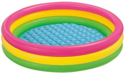 Intex 45679 Portable Pool(0.909 m, 0.215 m)